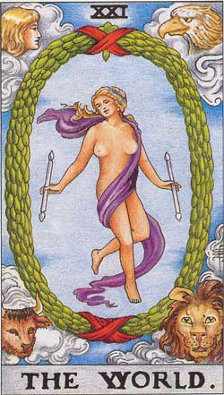 Tarot Retreat and Study Course 2015