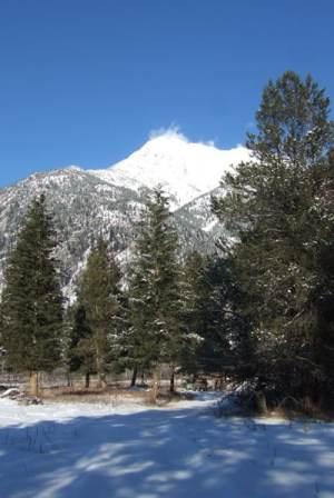 Bull Mountain Retreat BC