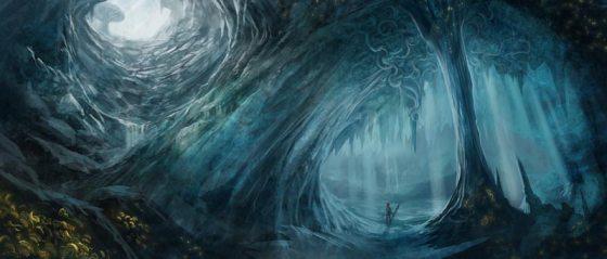 Hero's Journey Cave