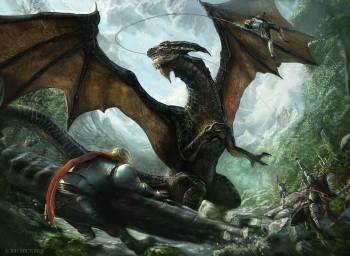 Hero's journey Dragon slayer