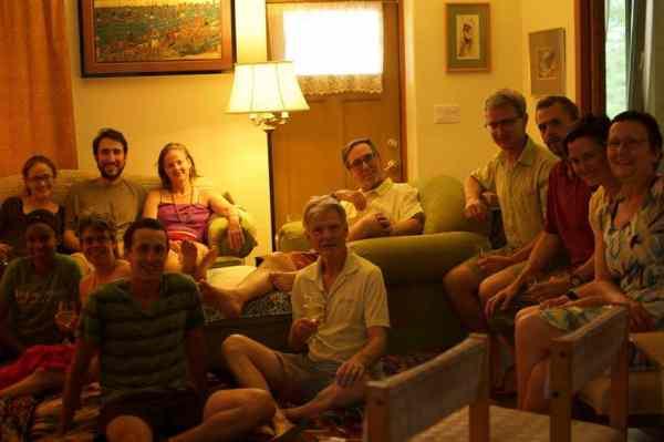 Spiritual community & teachers