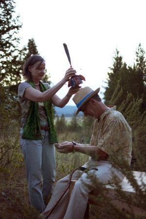 Doug Duncan & Catherine Pawasarart
