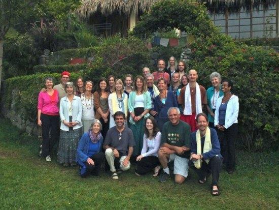 Guatemala meditation retreat