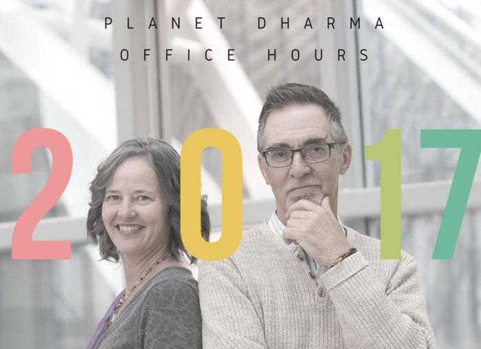 Dharma Talk Office Hours