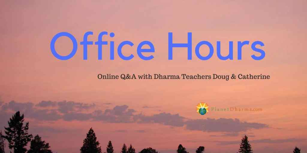 Planet Dharma Office Hours