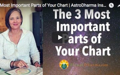Video: The Three Most Important Parts of Your Astrology Chart