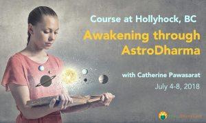 Astrology Course Hollyhock 2018