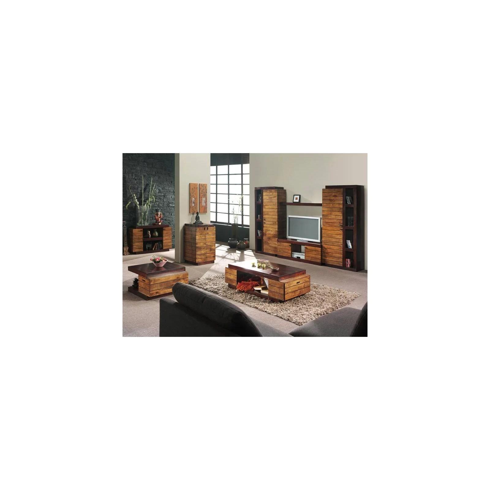 meubles d appoint rangement en bois