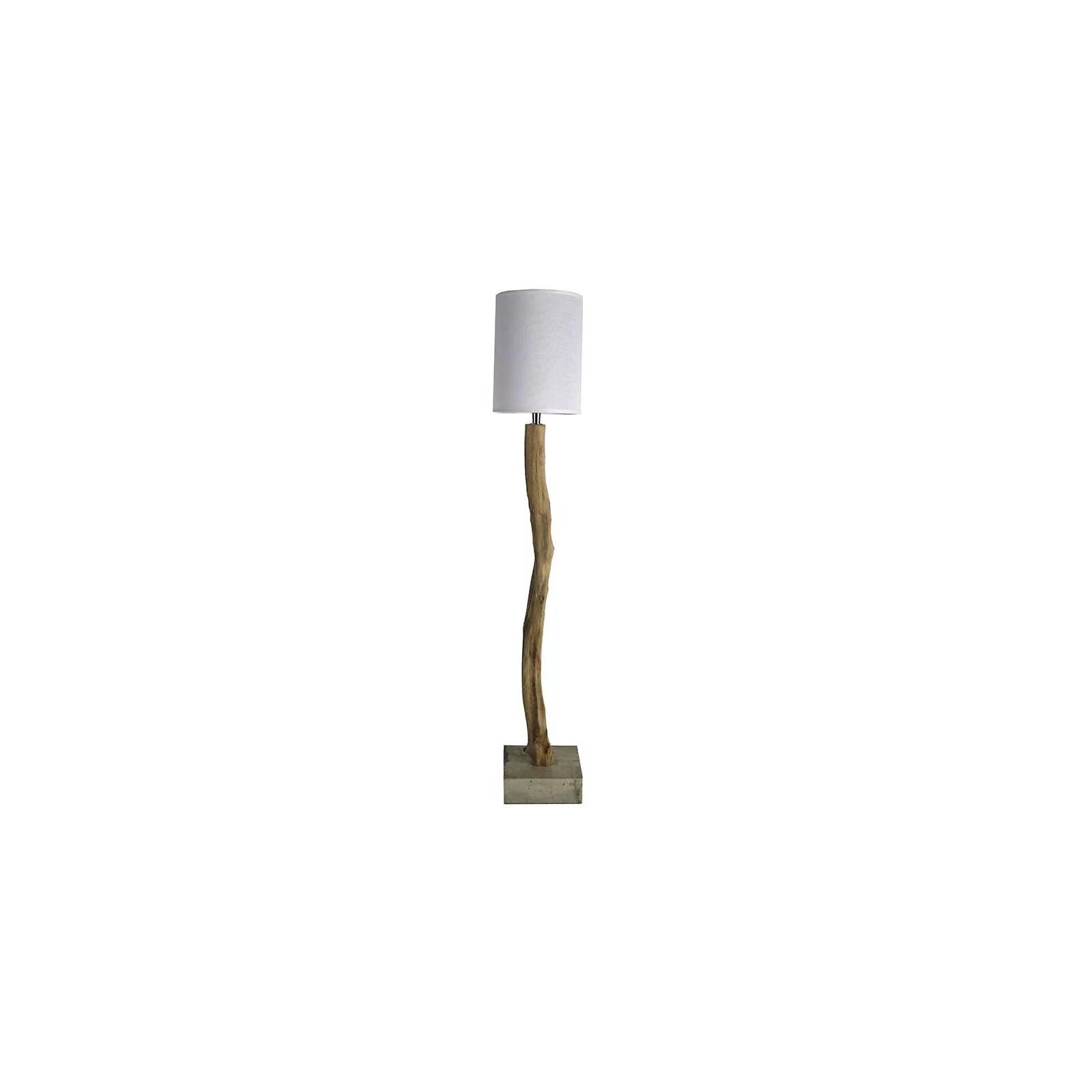 lampadaire bakou bois flotte