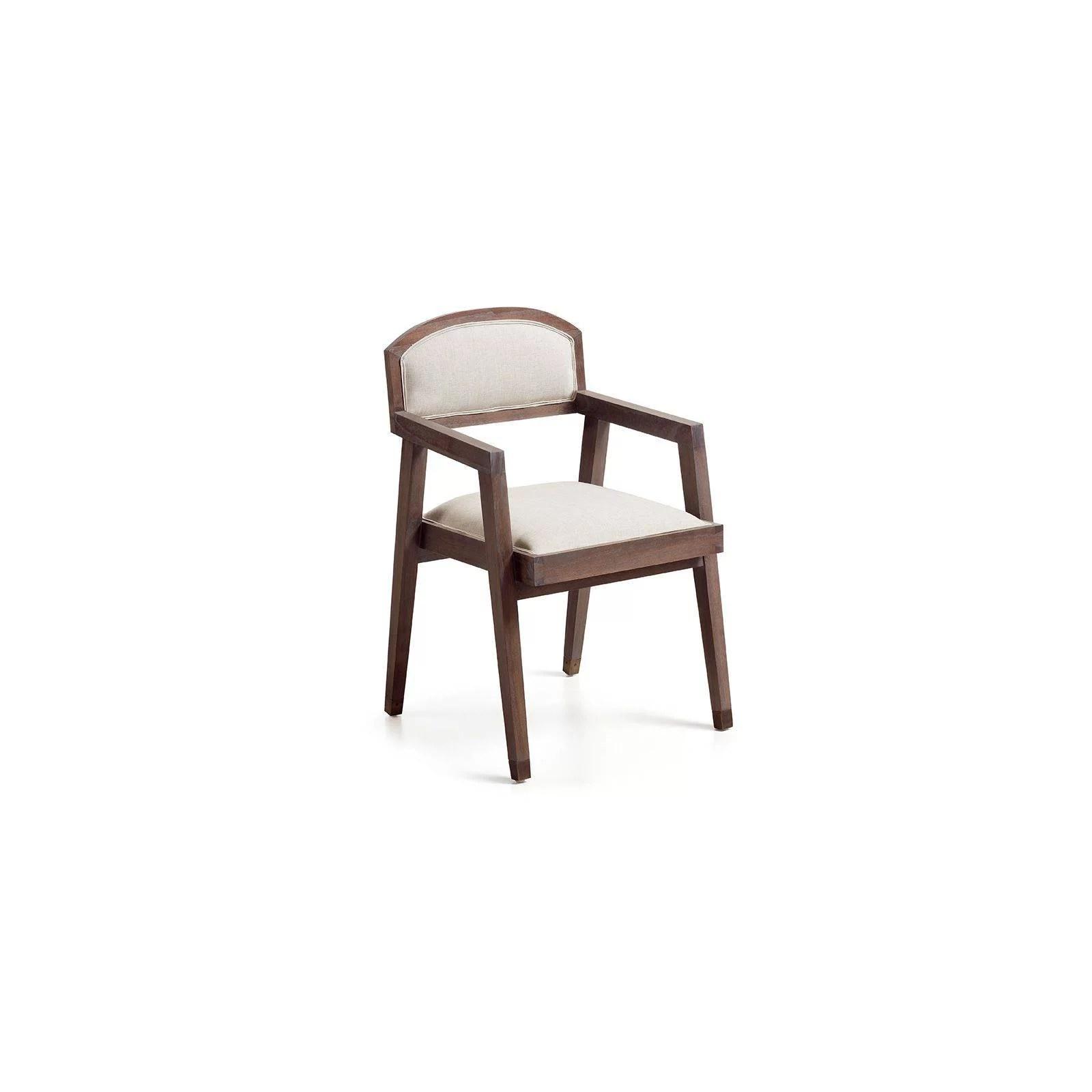 chaise accoudoir vintage mindi