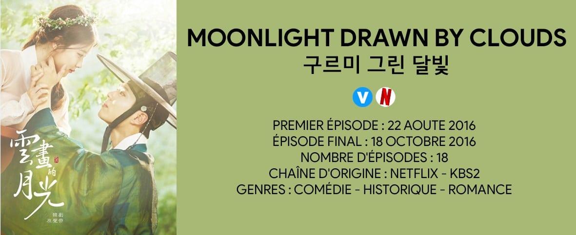 Moonlight drawn by clouds drama sud coréen