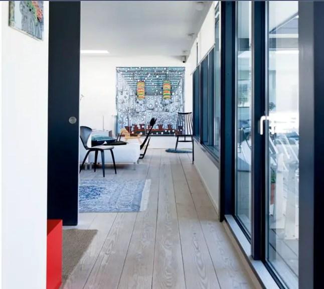 Une maison minimaliste des sixties planete deco a homes for Une maison minimaliste