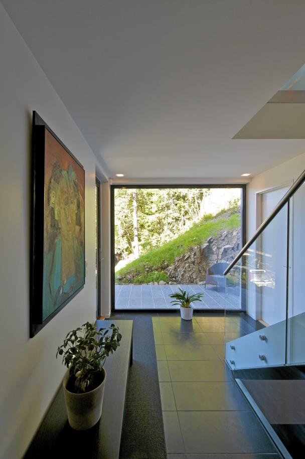 Une maison d 39 architecte pour deux familles planete deco - Maison pour deux familles ...