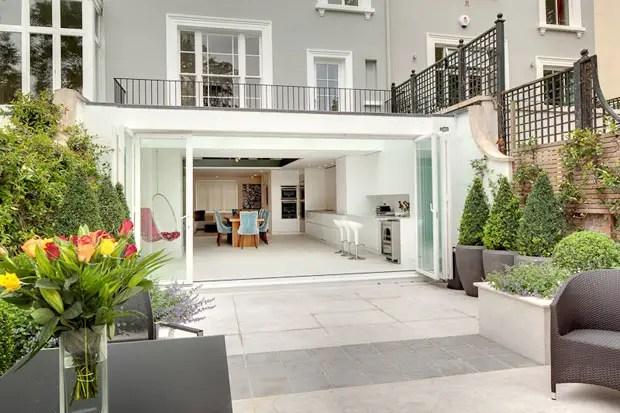 Escaliers à Notting Hill PLANETE DECO A Homes World