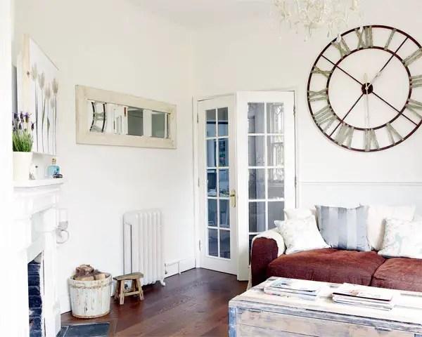 un appartement ancien r nov planete deco a homes world. Black Bedroom Furniture Sets. Home Design Ideas