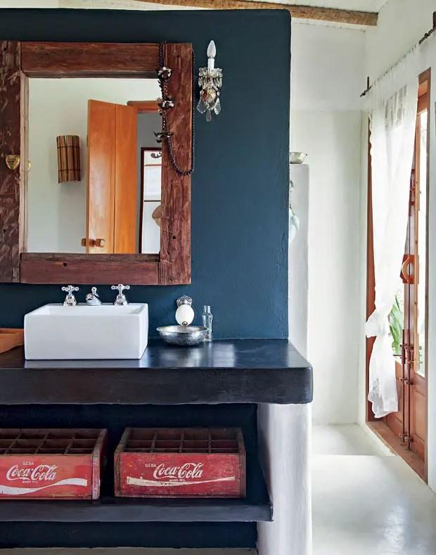 une maison patin e au br sil planete deco a homes world. Black Bedroom Furniture Sets. Home Design Ideas