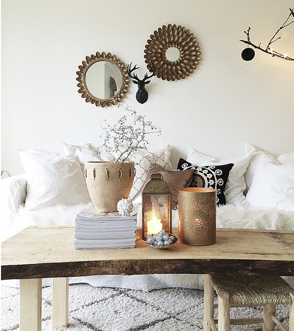 ethnique chic la scandinave planete deco a homes world bloglovin. Black Bedroom Furniture Sets. Home Design Ideas