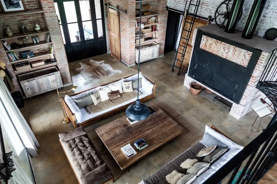 interieur stoer en mannelijk wonen woonblog stijlvolstylingcom