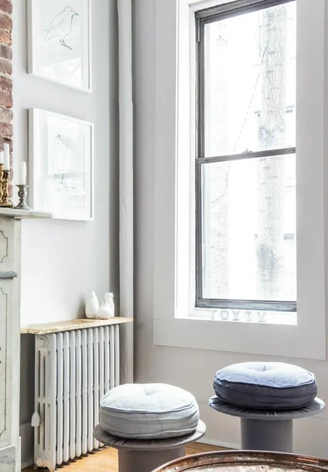 un appartement de style industriel new york planete. Black Bedroom Furniture Sets. Home Design Ideas