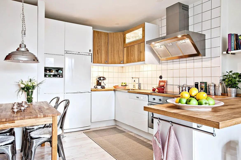 Les petites surfaces du jour : priorité à la cuisine - PLANETE ...