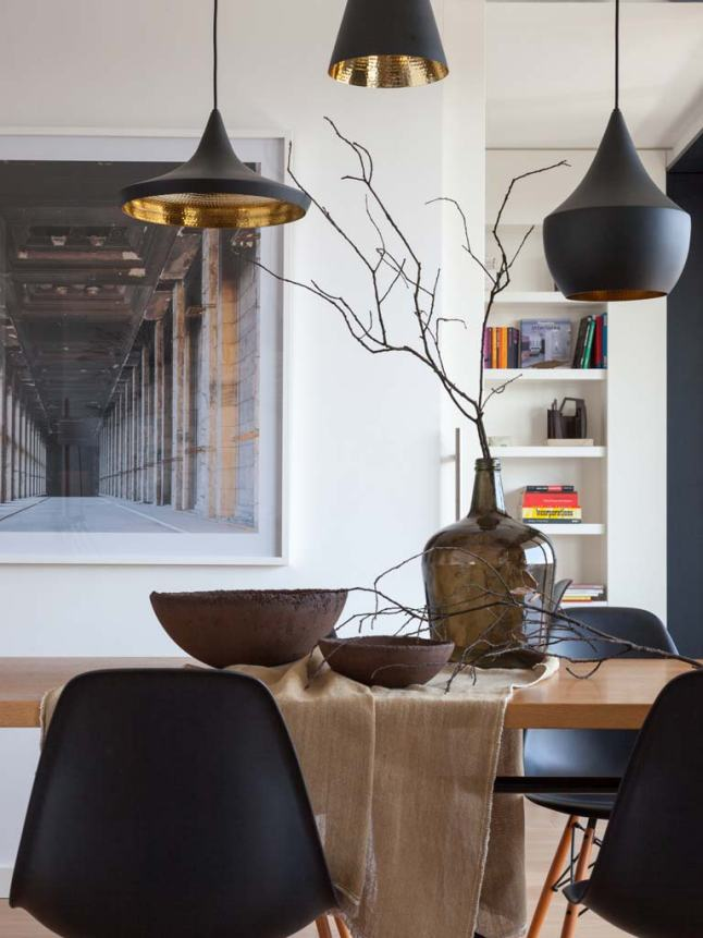 Un appartement au design maitris planete deco a homes world - Appartementm c b au design magnifique ...