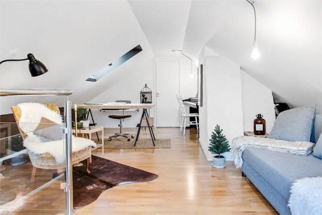 Un appartement campagnard avec mezzanine planete deco a for Appartement deco 2016