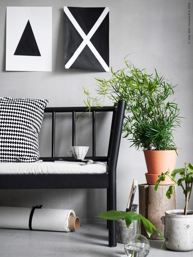 le pouvoir des plantes planete deco a homes world. Black Bedroom Furniture Sets. Home Design Ideas