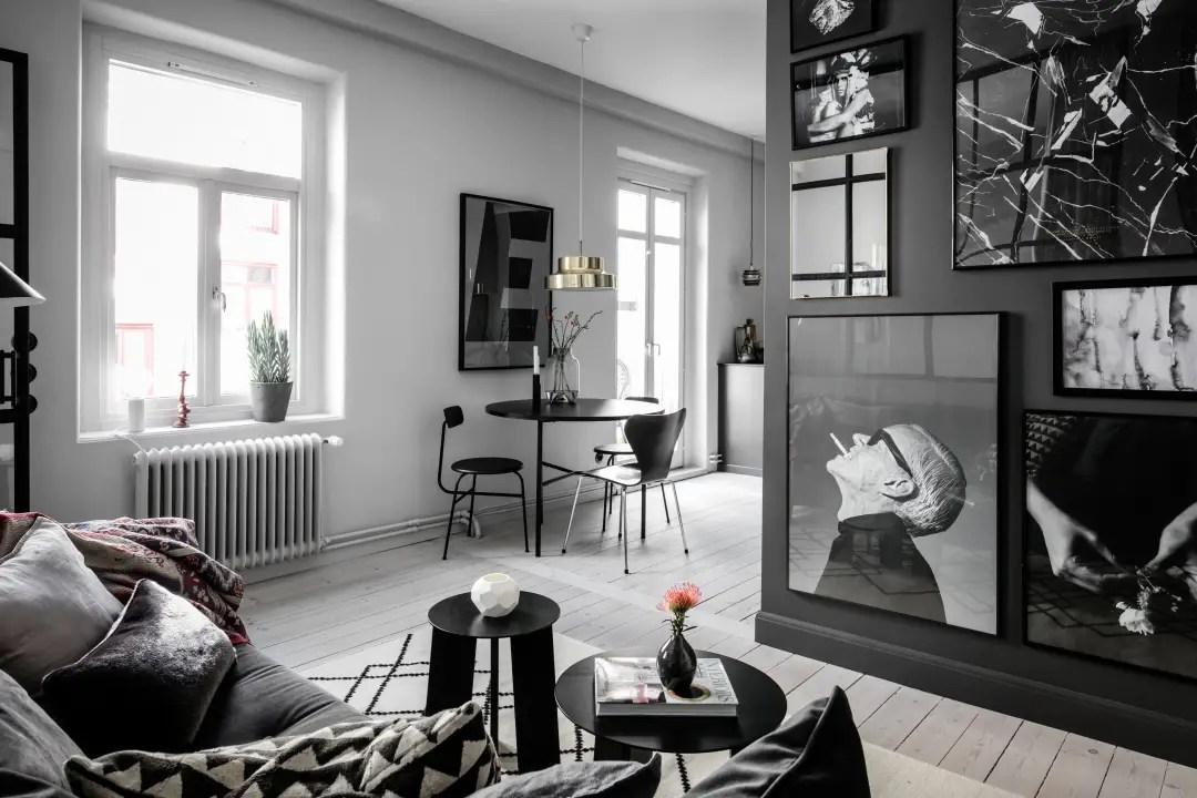 Un appartement l 39 allure rock planete deco a homes world for Deco appartement rock