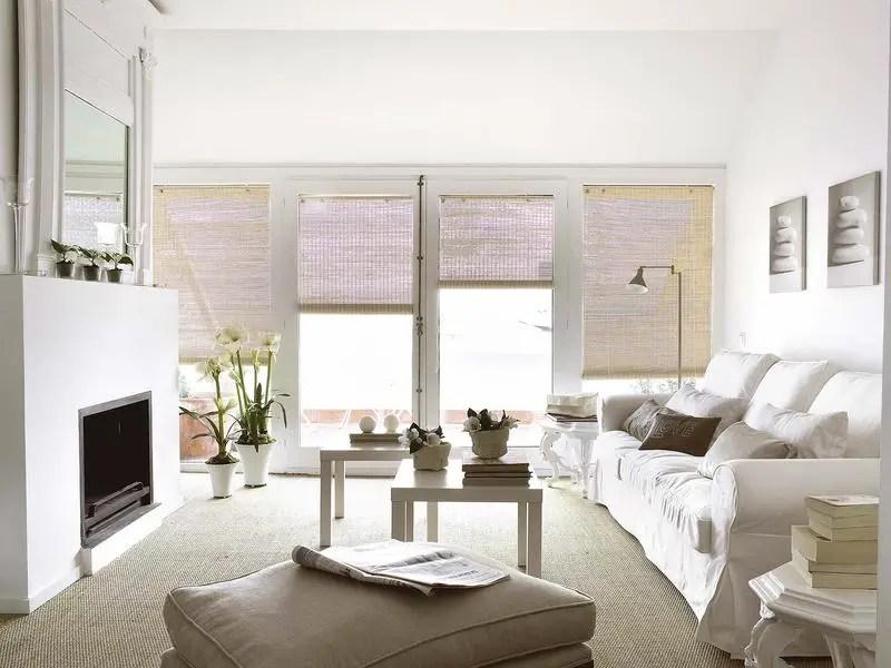 un petit appartement sous les combles en espagne planete deco a homes world. Black Bedroom Furniture Sets. Home Design Ideas