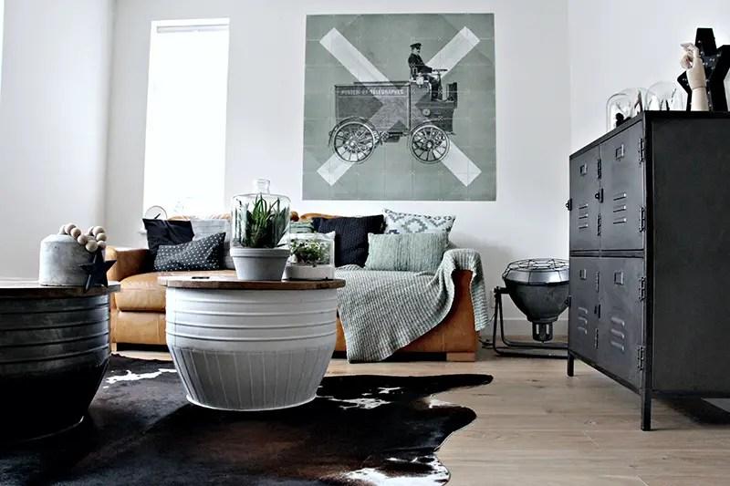 Une maison au look scandinave rock en angleterre planete for Deco appartement rock