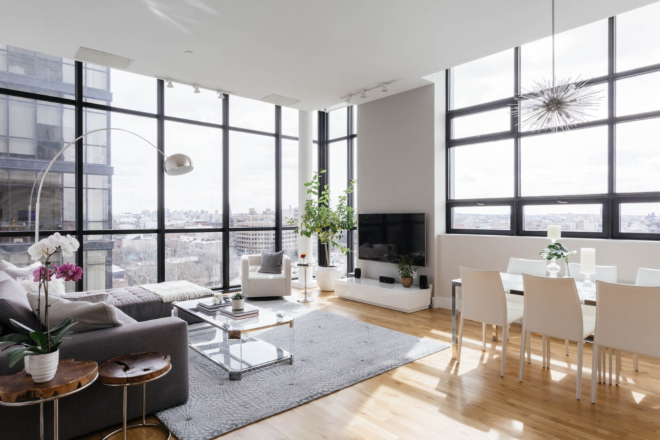 Un appartement à Brooklyn Heights
