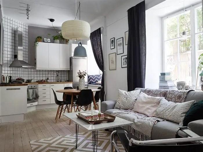 Appartement Suédois Ensoleillé
