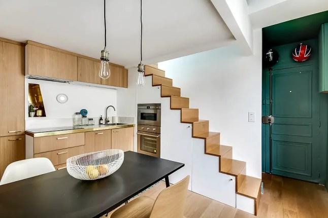 une designer d 39 int rieur et son appartement parisien planete deco a homes world. Black Bedroom Furniture Sets. Home Design Ideas