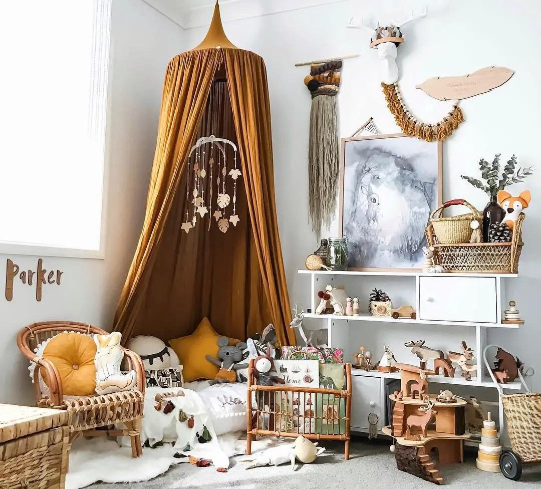 Une chambre d 39 enfant de r ve planete deco a homes world - Deco chambre dinosaure ...