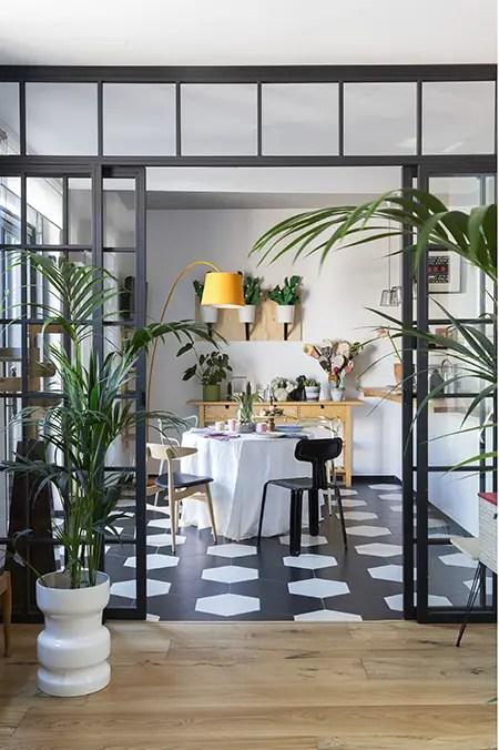 Une maison italienne au design rajeuni planete deco a homes world - Deco italienne maison ...