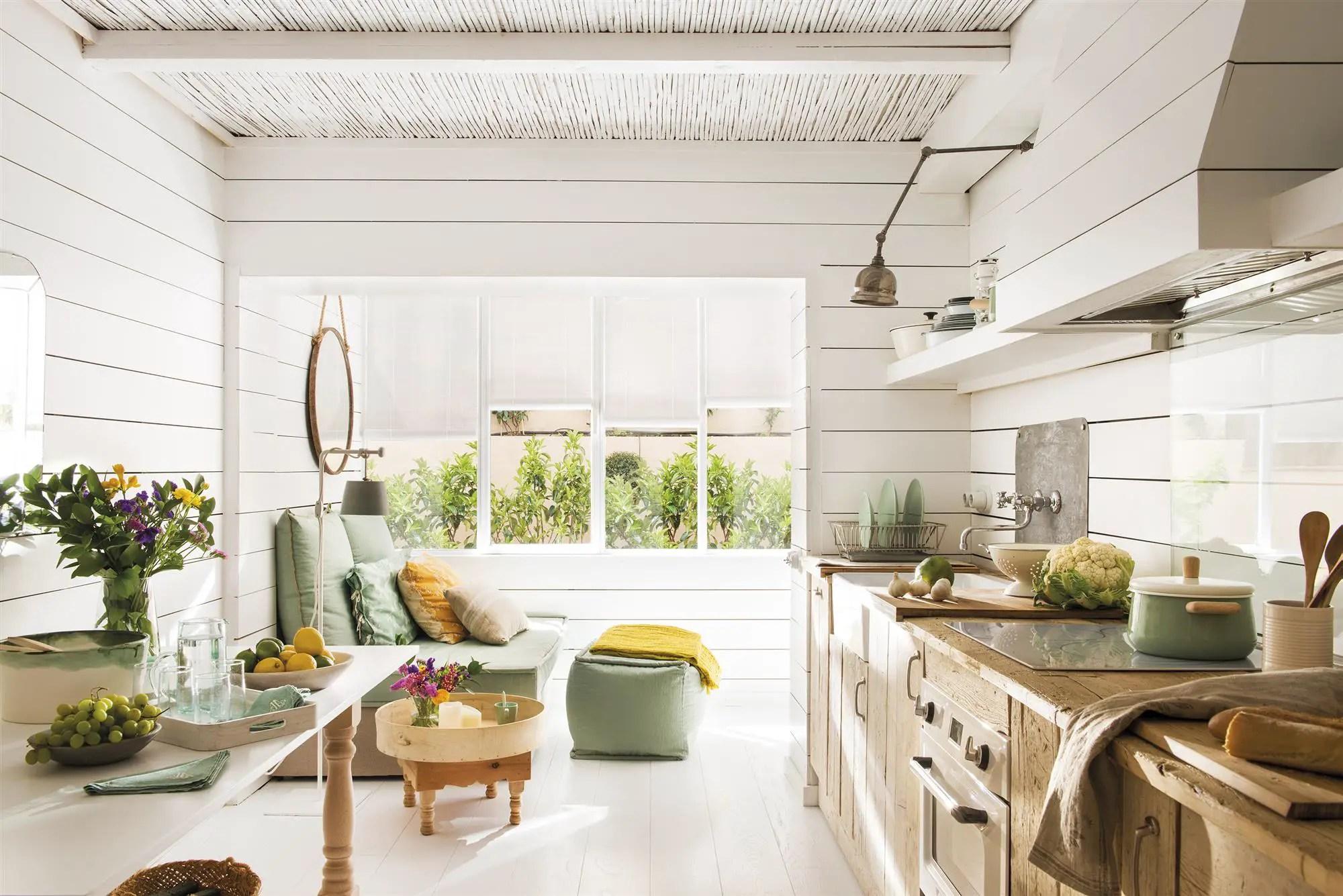 Image De Decoration Interieur De Maison une designer d'intérieur rénove une maison de plage