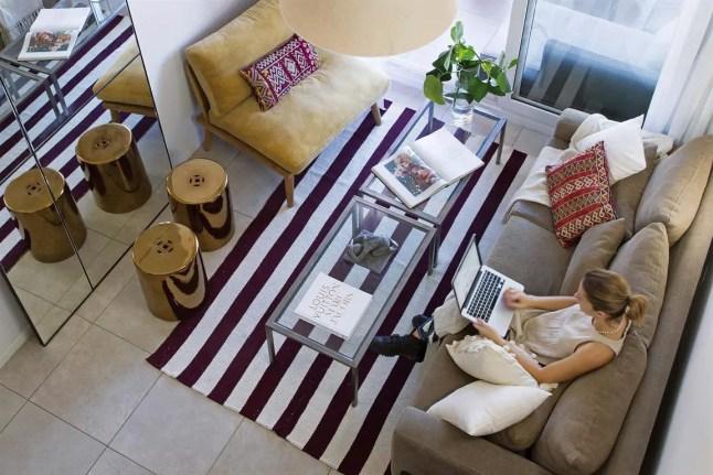 Un appartement conçu sur mesure par le studio de design Estudio Trea