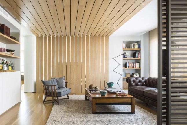 Design loft pour un appartement espagnol