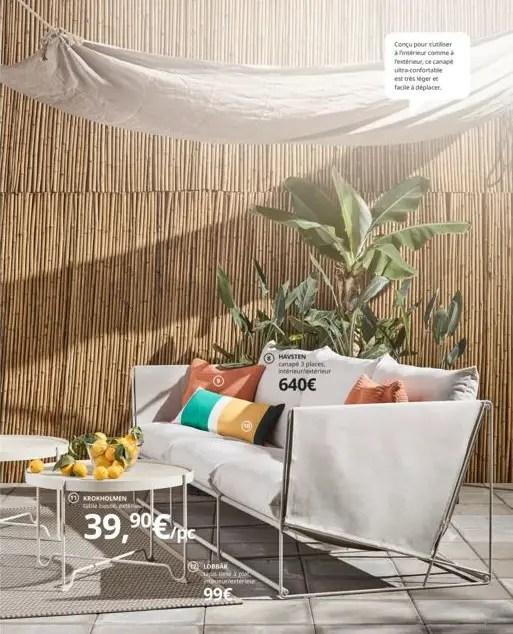 ikea le nouveau catalogue printemps t 2019 est en ligne planete deco a homes world. Black Bedroom Furniture Sets. Home Design Ideas