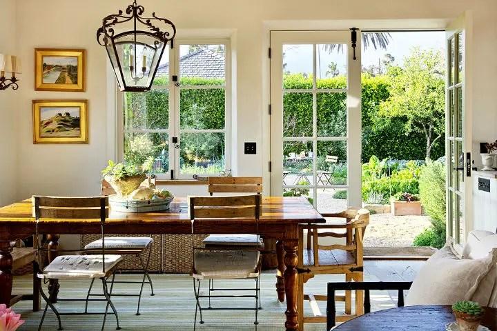 Une maison en Nouvelle Angleterre par une designer - PLANETE DECO a ...