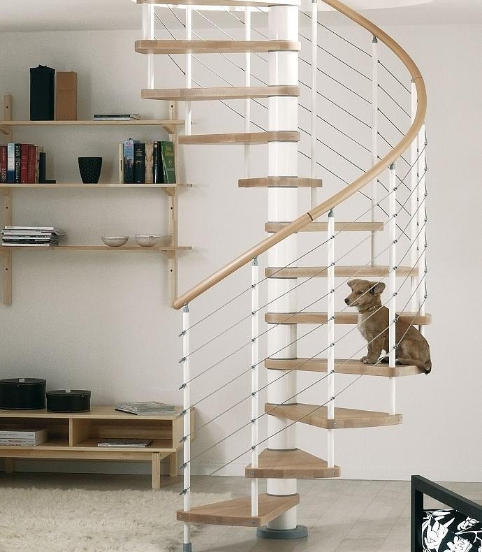 Escalier Helicoidal Design Arke Planete Deco A Homes World
