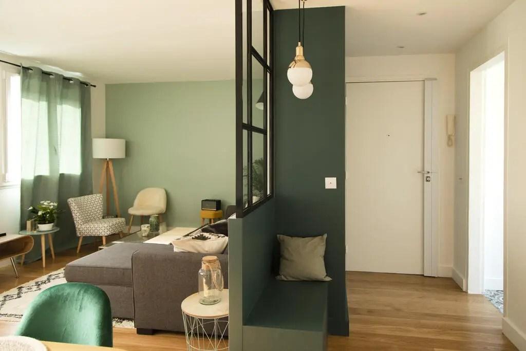 Découvrez le nouvel aménagement astucieux de cet appartement à Paris