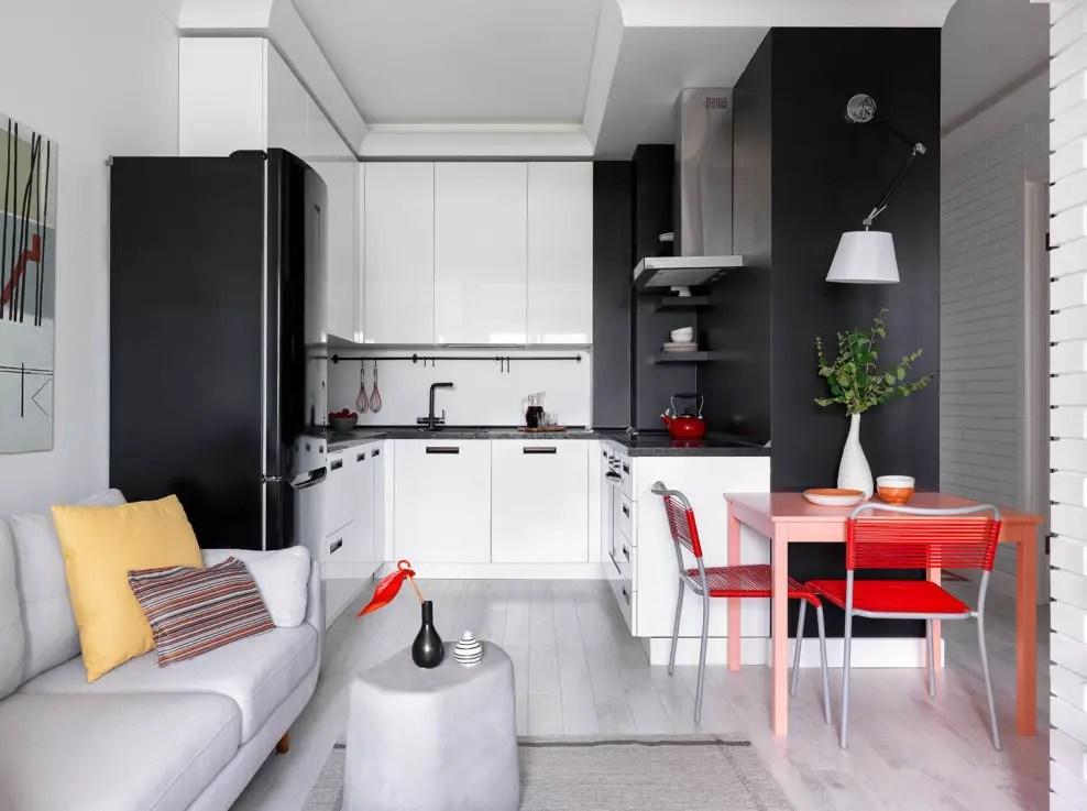 Découvrez cet appartement de 43m2 seulement mais parfaitement aménagé pour une famille