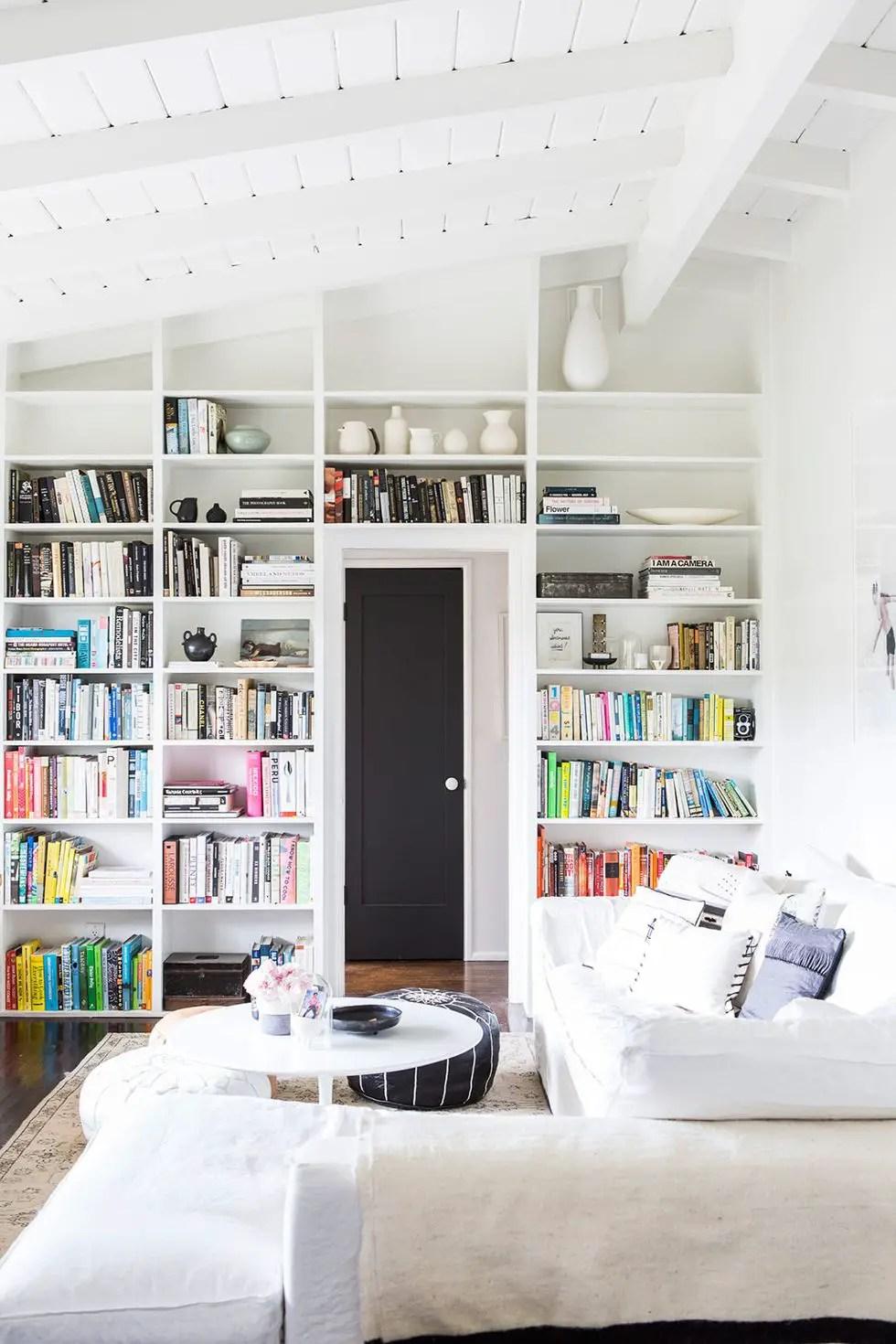 Cette maison à la décoration bohème réussie est celle d'une blogueuse