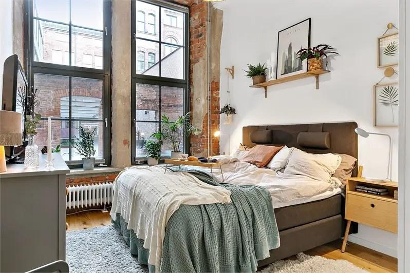 Ce loft de 85m2 avec terrasse vous invite à chiller