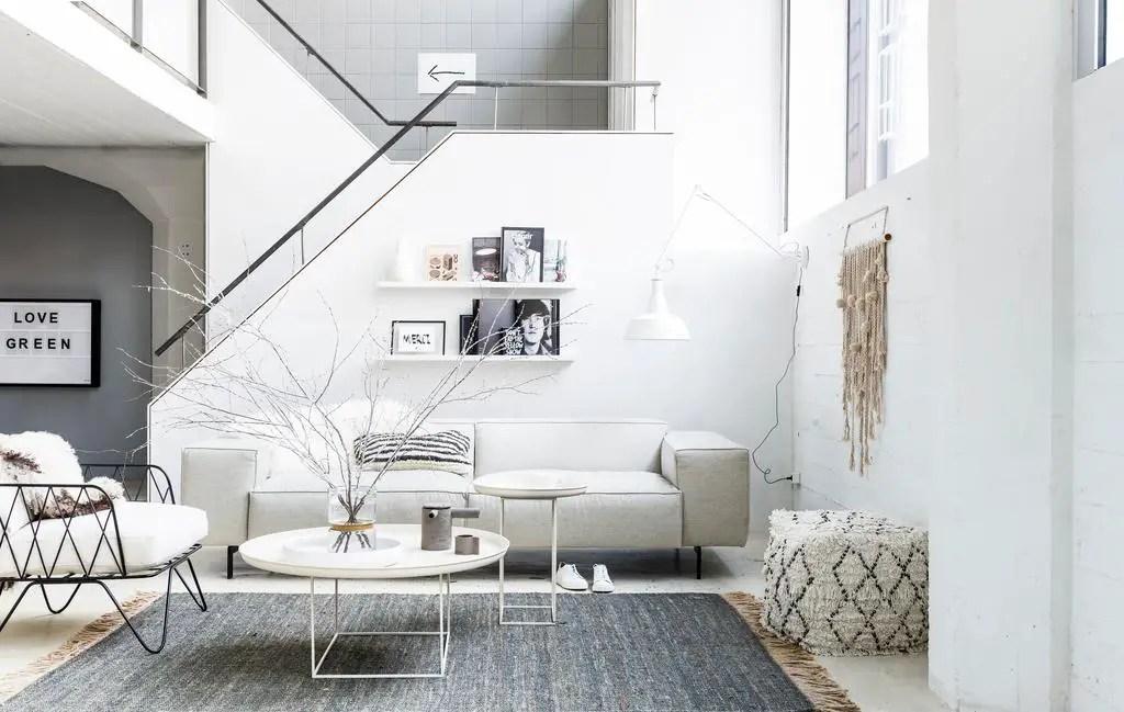 La pureté du blanc est incontournable en design intérieur - PLANETE DECO a homes world