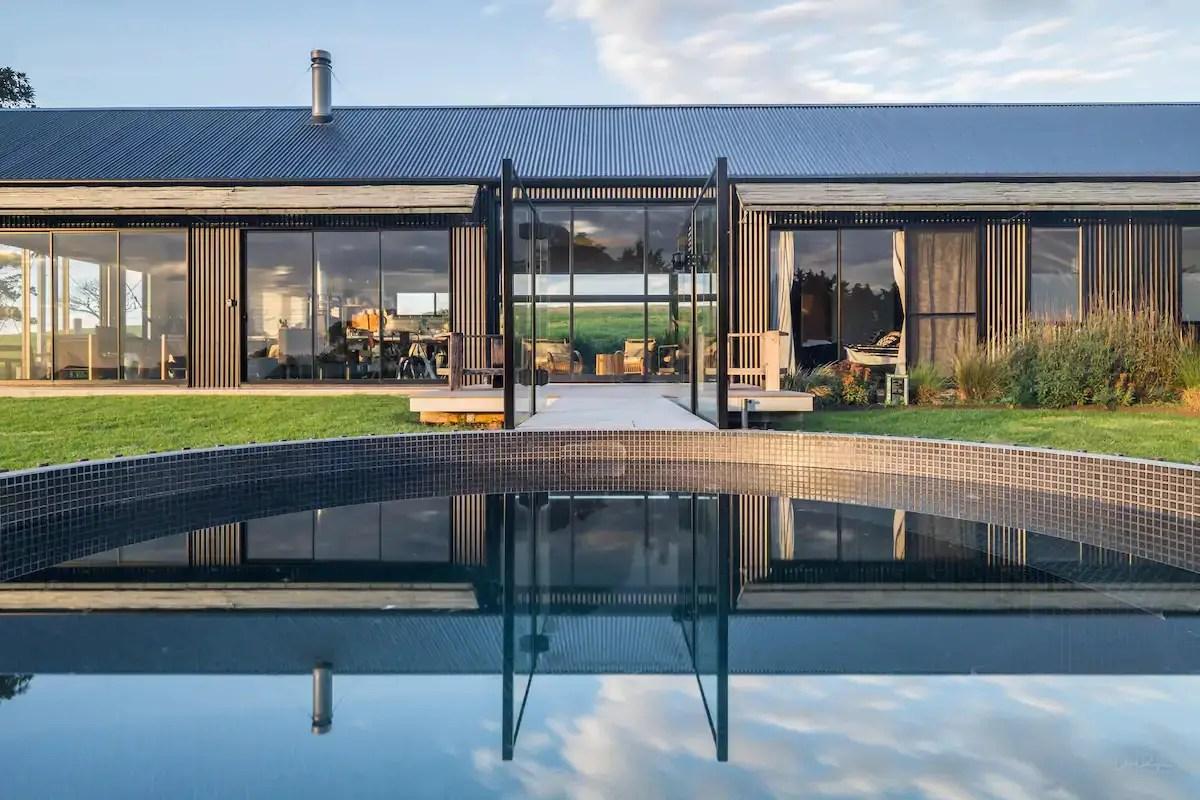 Une maison d'architecte en Australie près de l'océan - PLANETE DECO a homes world