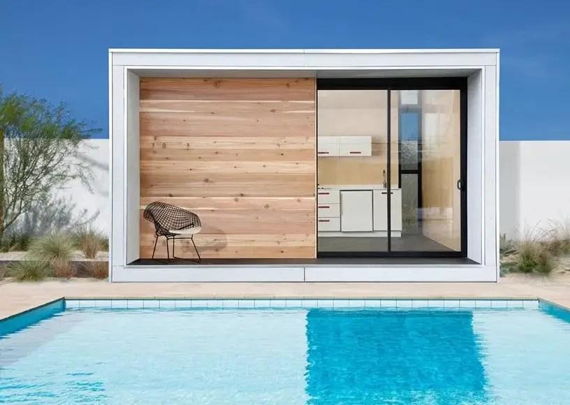 Cette mini maison design et écologique de 30m2 est livrée en kit - PLANETE DECO a homes world