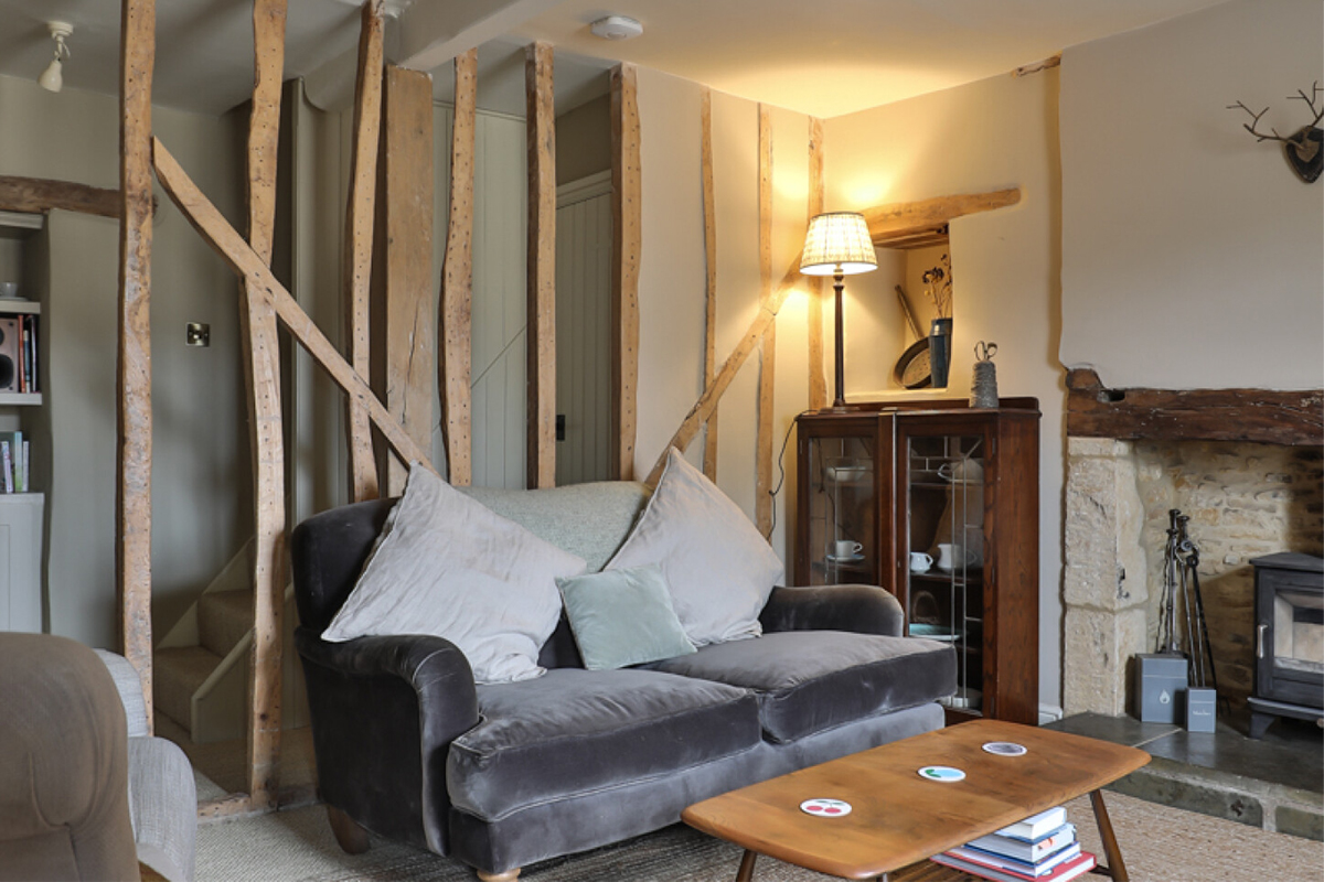 La rénovation d'un parfait cottage ancien dans les Cotswolds - PLANETE DECO a homes world