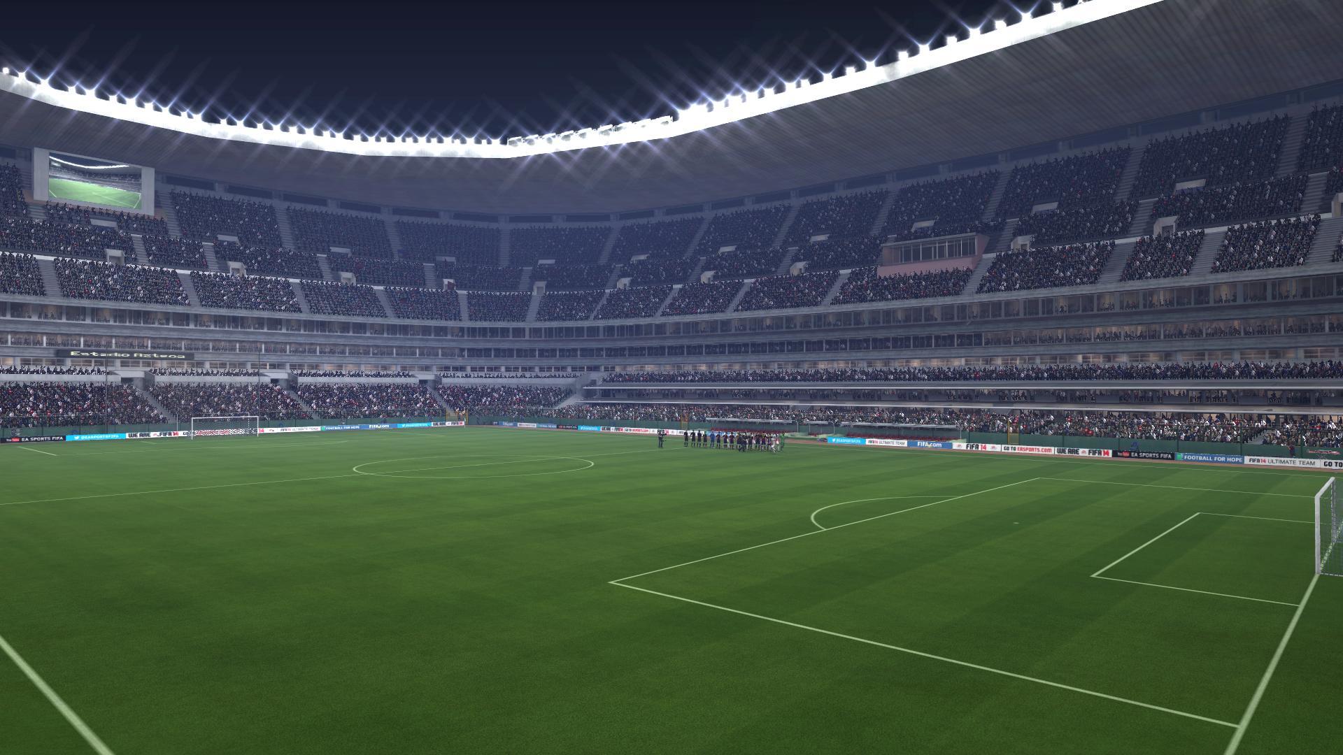 Wallpapers Fond Decran Pour FIFA 14 PC 3DS Wii PS3